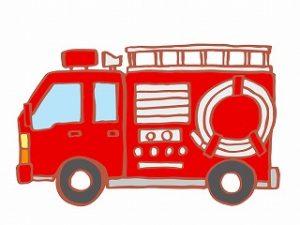 闇金の嫌がらせで消防車が来る